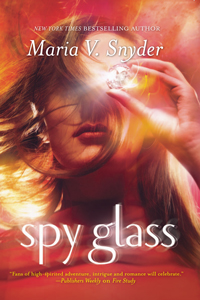 Maria V SNYDER (Série Study et Glass) - Page 5 USspyglass